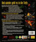 Descent II DOS Back Cover
