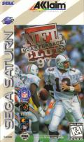 NFL Quarterback Club 97 SEGA Saturn Front Cover