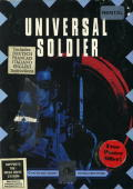 Universal Soldier Genesis Front Cover