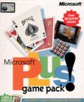 Microsoft Plus! Game Pack: Cards & Puzzles Windows Front Cover