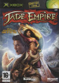Jade Empire Xbox Front Cover