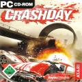 Crashday Windows Other Jewel Case - Front
