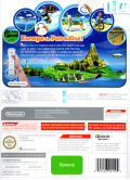 Wii Sports Resort Wii Back Cover