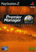 Premier Manager PlayStation 2 Front Cover