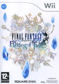 Final Fantasy: Crystal Chronicles - Echoes of Time Wii Front Cover