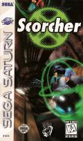 Scorcher SEGA Saturn Front Cover