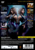Final Fantasy X-2 International + Last Mission PlayStation 2 Back Cover