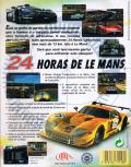 Test Drive: Le Mans Windows Back Cover
