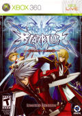 BlazBlue: Calamity Trigger (Limited Edition) Xbox 360 Front Cover