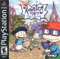 Rugrats in Paris: The Movie PlayStation Front Cover