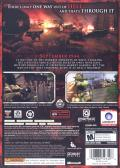 Brothers in Arms: Hell's Highway Xbox 360 Back Cover