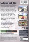 Ford Racing 2 Xbox Back Cover