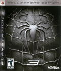 Spider-Man 3 (Collector's Edition) PlayStation 3 Other Keep Case - Front