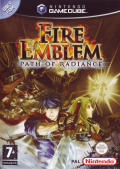 Fire Emblem: Path of Radiance GameCube Front Cover