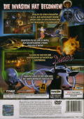 Destroy All Humans! PlayStation 2 Back Cover