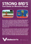 Strong Bad's Cool Game for Attractive People Windows Other Alternate Cover - Back