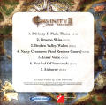 Divinity II: Ego Draconis (Collector's Edition) Windows Other Soundtrack - Sleeve - Back