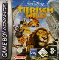 The Wild Game Boy Advance Front Cover