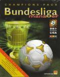 Bundesliga Manager: Champions-Pack DOS Front Cover
