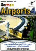 German Airports 4 Windows Front Cover