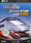 Trainz Railroad Simulator 2006 Windows Front Cover