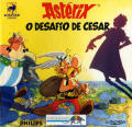 Asterix: Caesar's Challenge DOS Other Jewel Case - Front