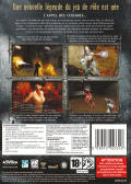 Vampire: The Masquerade - Bloodlines Windows Back Cover