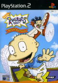 Nickelodeon: Rugrats - Royal Ransom PlayStation 2 Front Cover