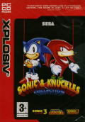 Sonic & Knuckles Collection Windows Front Cover