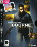 Robert Ludlum's The Bourne Conspiracy (HMV Exclusive Edition) PlayStation 3 Front Cover