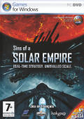 Sins of a Solar Empire Windows Other Keep Case Front Cover