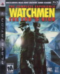 Watchmen: The End is Nigh - The Complete Experience PlayStation 3 Front Cover