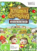 Animal Crossing: City Folk Wii Other Keep Case - Front