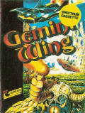 Gemini Wing ZX Spectrum Front Cover