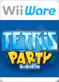 Tetris Party Wii Front Cover