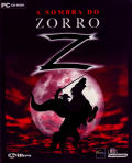 The Shadow of Zorro Windows Front Cover