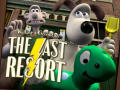 Wallace & Gromit in The Last Resort Windows Front Cover
