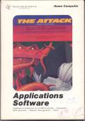 The Attack TI-99/4A Front Cover