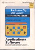 Tombstone City: 21st Century TI-99/4A Front Cover