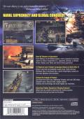 P.T.O. - Pacific Theater of Operations IV PlayStation 2 Back Cover