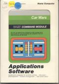 Car Wars TI-99/4A Front Cover