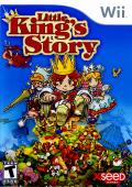 Little King's Story Wii Front Cover