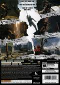 Bionic Commando Xbox 360 Back Cover