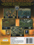 Warlords: Battlecry Windows Back Cover