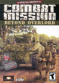 Combat Mission: Beyond Overlord Macintosh Front Cover