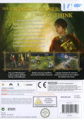 The Spiderwick Chronicles Wii Back Cover
