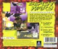 Beast Wars: Transformers PlayStation Back Cover