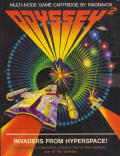 Invaders from Hyperspace! Odyssey 2 Front Cover