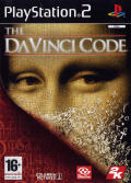 The Da Vinci Code PlayStation 2 Front Cover