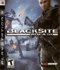 BlackSite: Area 51 PlayStation 3 Front Cover